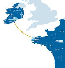 Illustration Celtic Interconnector