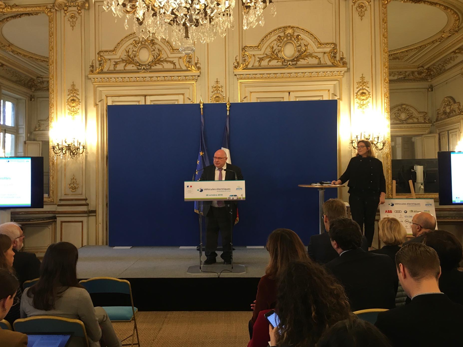 François Brottes au ministère de la transition écologique