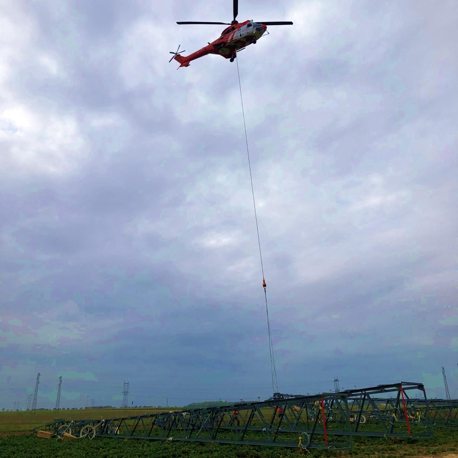 RTE-Travaux heliportés Angerville 2