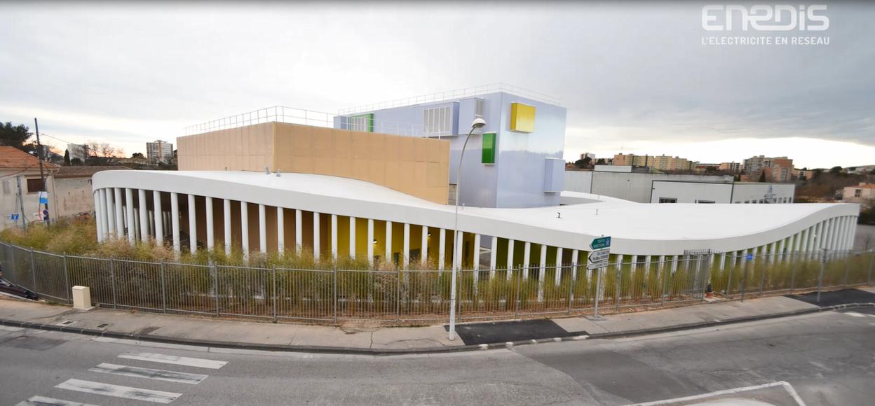 Technopôle Marseille Extérieur