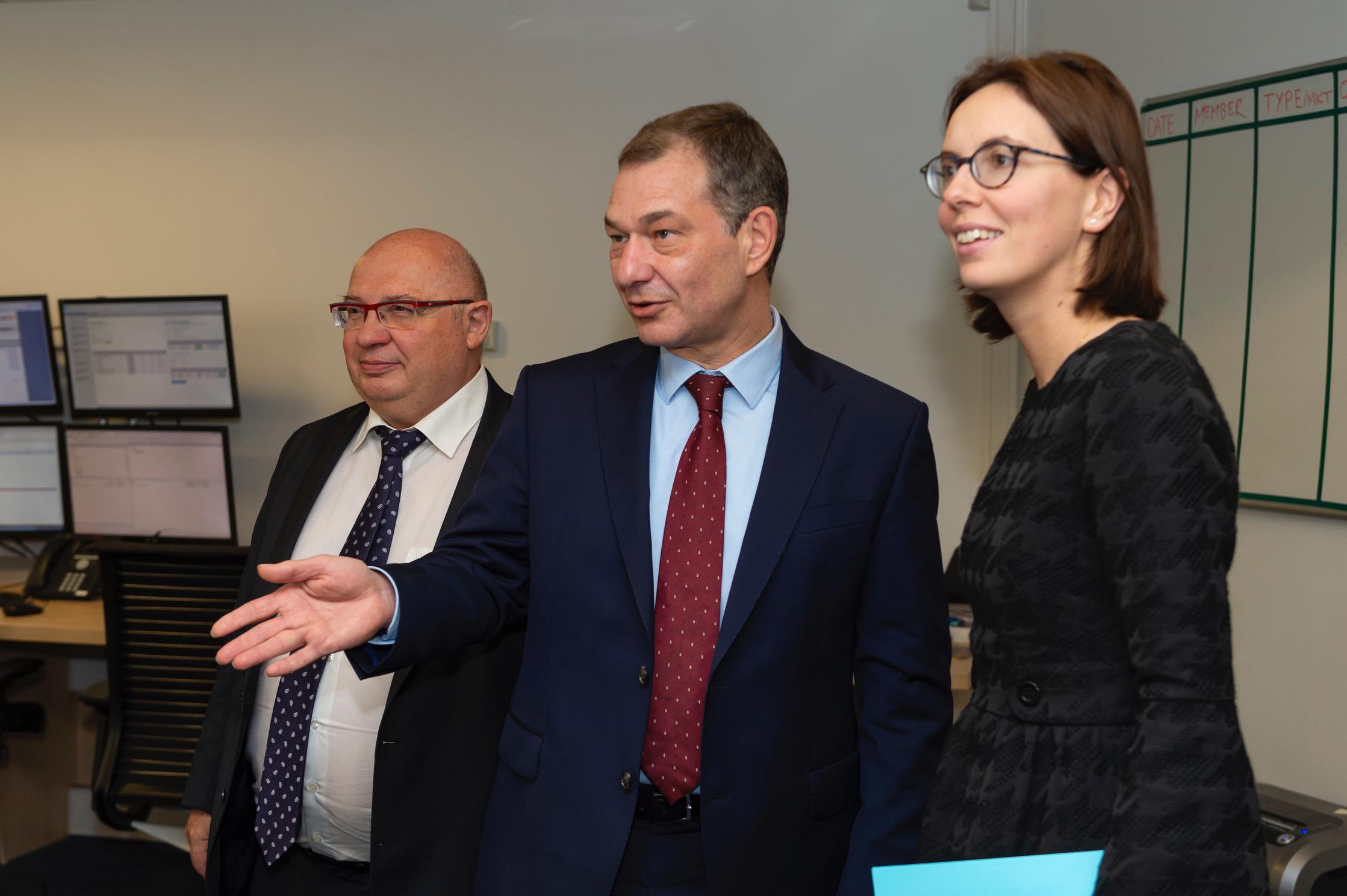francois brottes ralph danielski et amelie de montchalin secretaire detat chargee des affaires europeennes