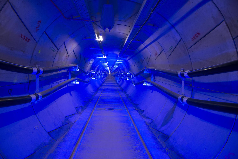 Tunnel interconnexion France-Espagne
