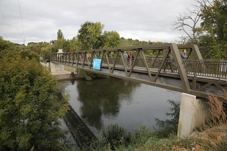 Passerelle piétonne Haute Garonne