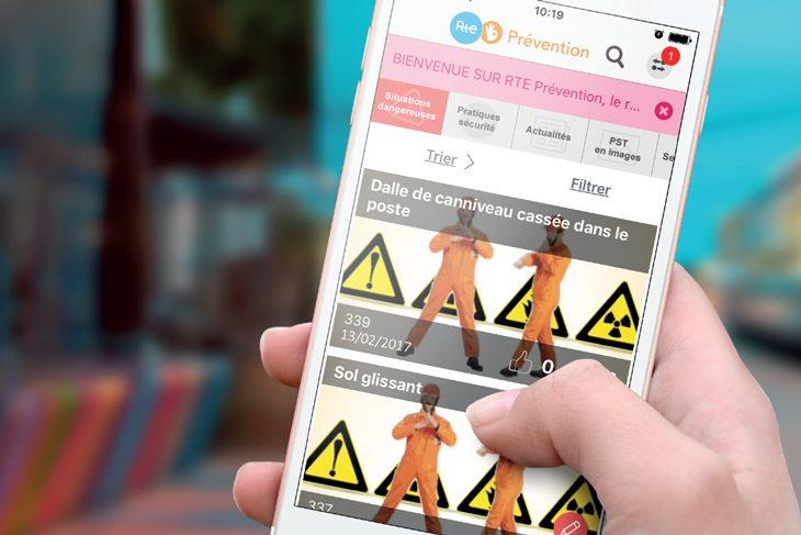 Application RTE prévention