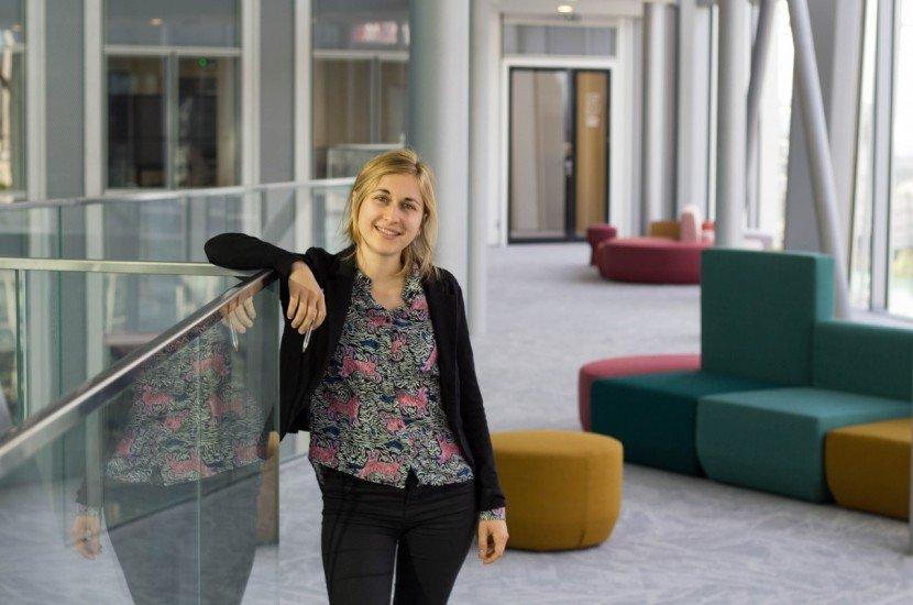 Mathilde - Chargée d'études R&D