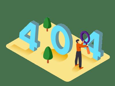 404 - Page introuvable