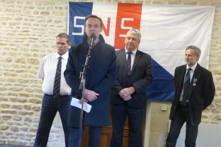 Signature du partenariat avec la SNSM - Projet d'interconnexion IFA 2