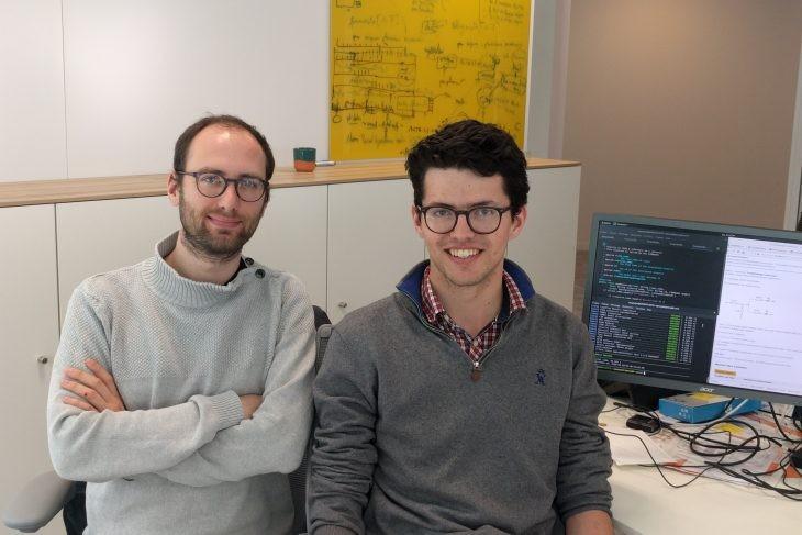 Jon et Alexandre - concepteurs developpeurs