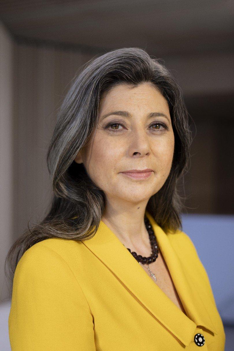 Sophie Moreau-Follenfant - membre du Directoire de RTE, Directrice Générale du Pôle Transformation - Environnement Salariés et Directrice des Ressources Humaines