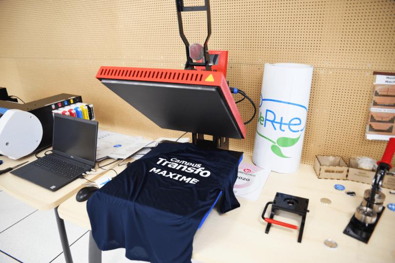 Campus Transfo - Les équipements du FabStudio