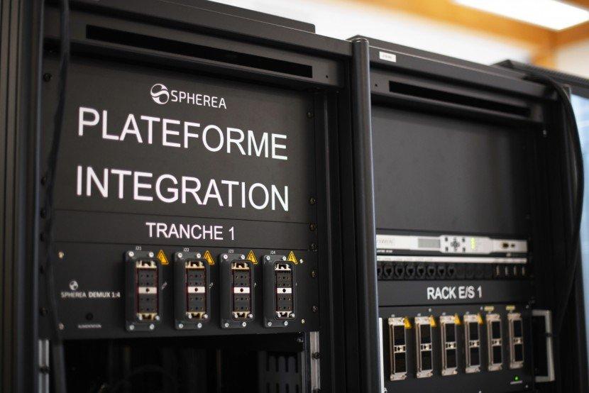 Campus Transfo - Controle commande de poste - Plateforme RSPACE