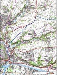 Tracé de la liaison souterraine à 225 kv - Pont-Sept - Sainneville.pdf thumbnail