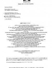 Arrêté préfectoral d'enquête publique.pdf thumbnail