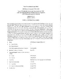 Conditions définitives relatives à l'émission obligataire de RTE, 2016 - final terms dated 14 april 2016 serie 15.pdf thumbnail