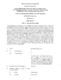 Conditions définitives (final terms) - émission obligataire de RTE 2010 - serie 5 tranche 2.pdf thumbnail