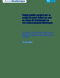 Parc eolien en mer de Dunkerque et son raccordement electrique_Decision MOA post debat public_20210510_signee.pdf thumbnail