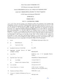 Conditions définitives relatives à l'émission obligataire de RTE, 2012 - final terms dated 18 septembre 2012, serie 6, tranche n°1.pdf thumbnail