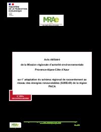 Avis MRAe 2021APPACA29-2898 - adaptation S3REnR PACA.pdf thumbnail