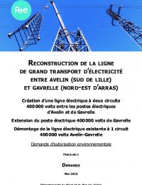 Fascicule 1 - Demande d'autorisation environnementale.pdf thumbnail