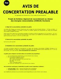 S3REnR Occitanie_Avis de Concertation du 16-03-2021.pdf thumbnail