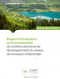 Rapport d'évaluation environnementale 2019 - Résumé non technique.pdf thumbnail