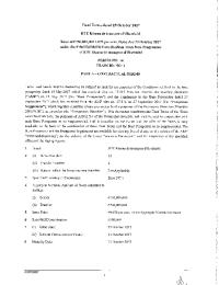 Conditions définitives (Final Terms) relatives à l'émission obligataire de RTE, 19 octobre 2017 – série 16, tranche n°1.pdf thumbnail